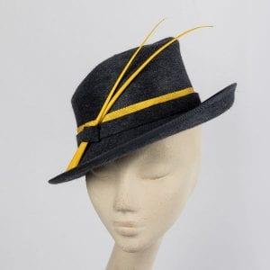 Ladies Felt Fedora